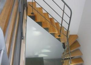 escalier garde-corps sur-mesure métal pays de la loire