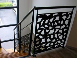 Vendee Escaliers garde-corps