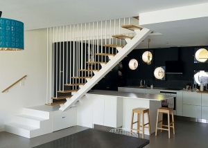 Escaliers sur mesure en métal - Conception Fabrication et pose