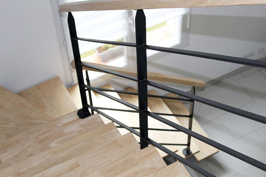 escalier-metal-bois-clair-design-vendee-loire-atlantique