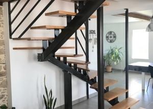 Escaliers Sur Mesure En Métal Conception Fabrication Et Pose